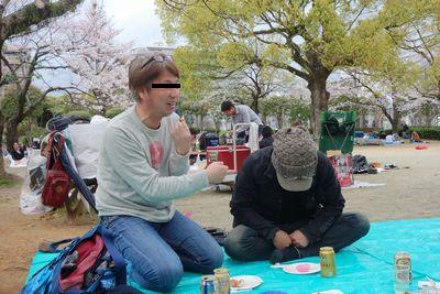 静岡のんべえお花見会2016-11