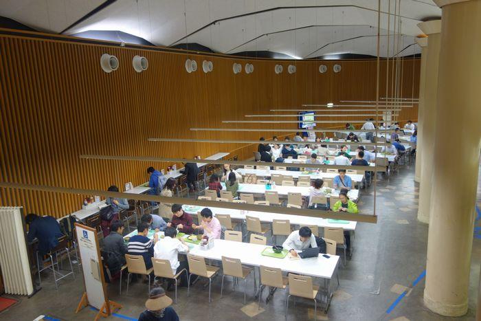東京大学 中央食堂11