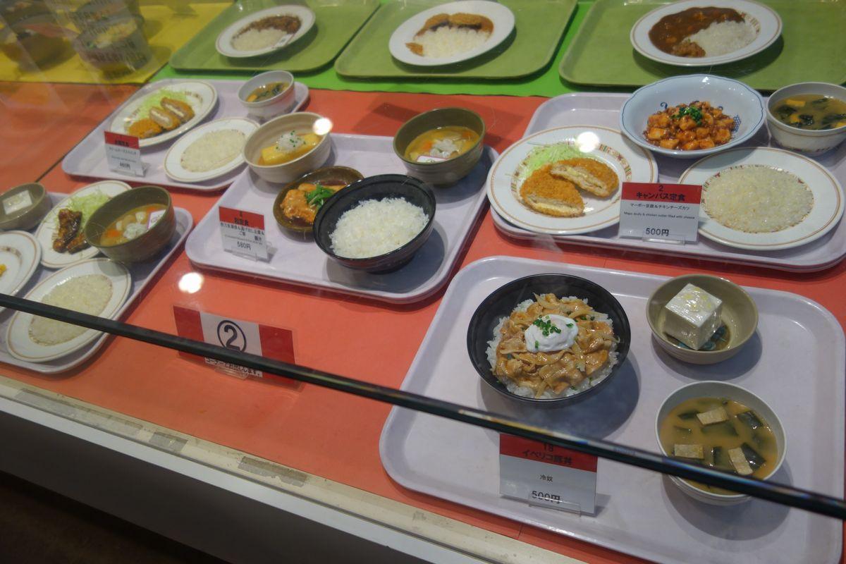 東京大学 中央食堂13