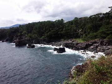 城ケ崎海岸3