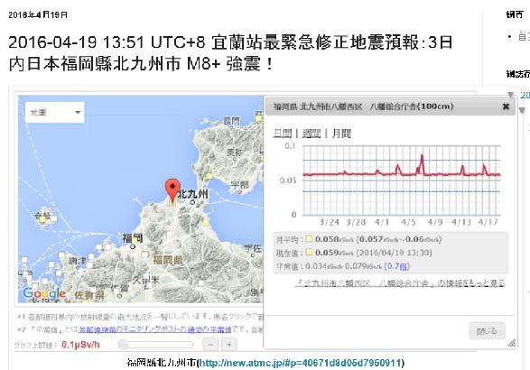 台湾地震予知研究所
