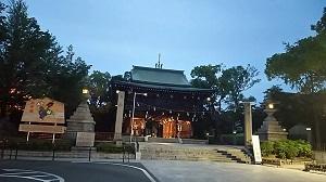 石切神社1