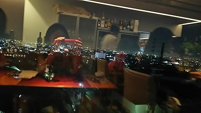 レガーロから見る夜景