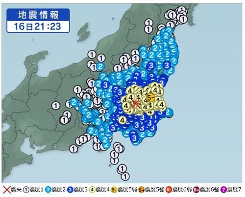 5-16 地震