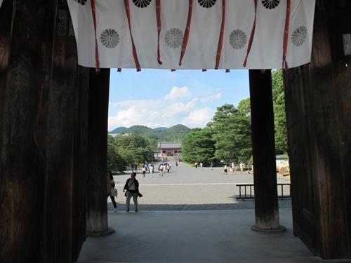 バス・京都世界遺産 121