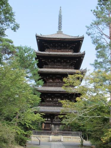 バス・京都世界遺産 132