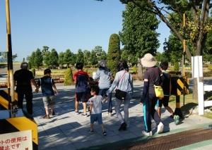 16年夏阪神競馬場③