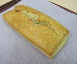 16年夏バナナケーキ③