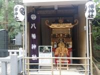 八幡神社本社神輿