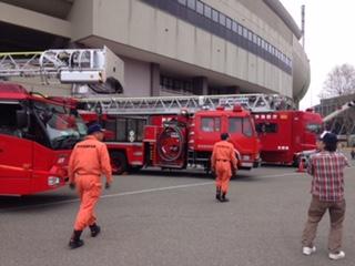 消防と子供の集い2