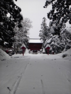 岩木山神社1