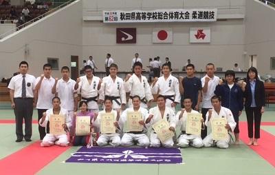 高校総体(柔道競技)1