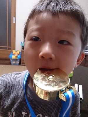 金メダル2