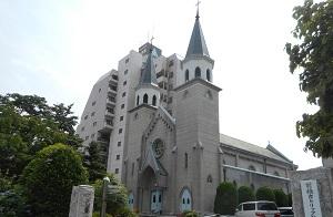 ③前橋カトリック教会