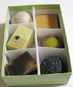 季節の生菓子 空也⑲ -
