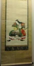小松姫肖像画②