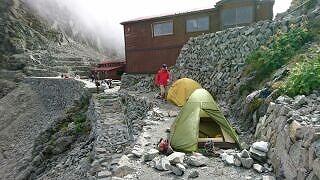 穂高岳山荘1472078164778