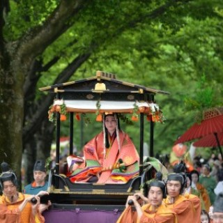 京都 上賀茂 葵祭