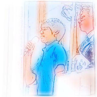 福山哲郎 と 立命館大学生 18歳選挙