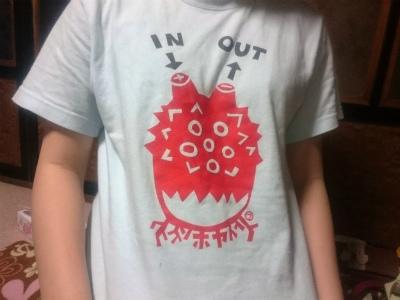 ホヤTシャツ