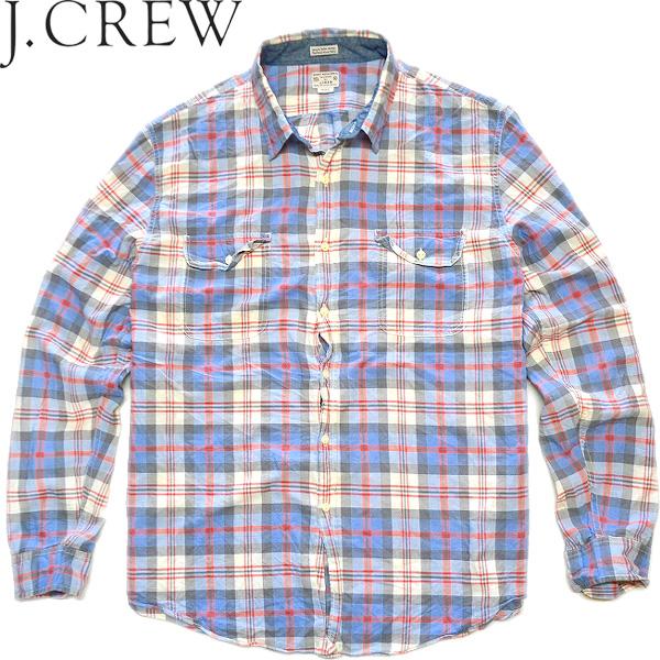 Used JCrewジェイクルーシャツ画像@古着屋カチカチ06