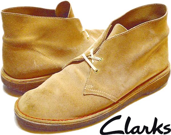 Clarks クラークス革靴画像@古着屋カチカチ02