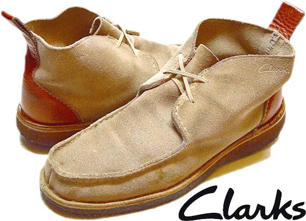 Clarks クラークス革靴画像@古着屋カチカチ04