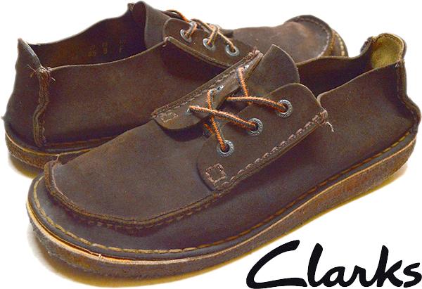 Clarks クラークス革靴画像@古着屋カチカチ05