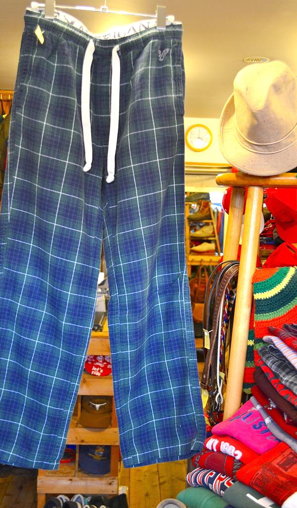イージーパンツUSEDパジャマパンツ画像@古着屋カチカ3