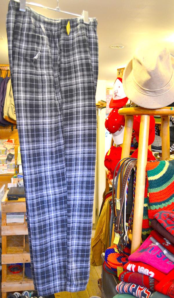 イージーパンツUSEDパジャマパンツ画像@古着屋カチカ6