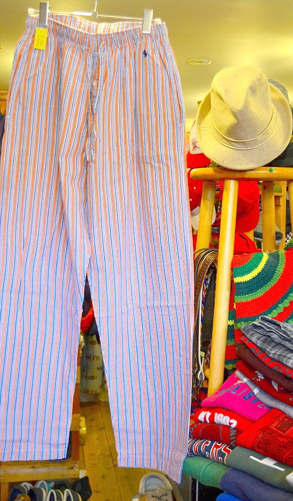 イージーパンツUSEDパジャマパンツ画像@古着屋カチカ8