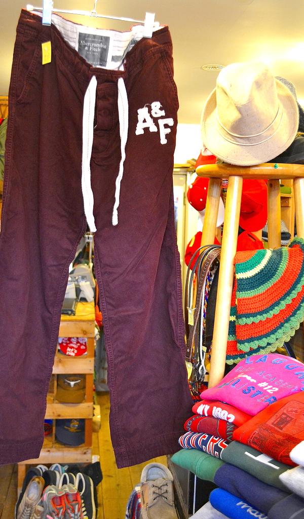 イージーパンツUSEDパジャマパンツ画像@古着屋カチカ9