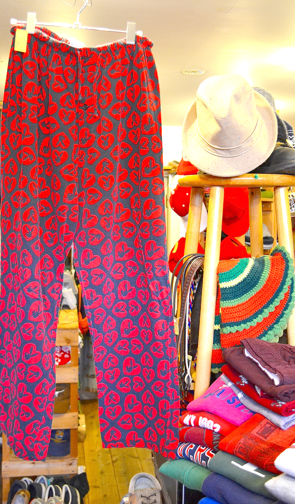 イージーパンツUSEDパジャマパンツ画像@古着屋カチカチ02