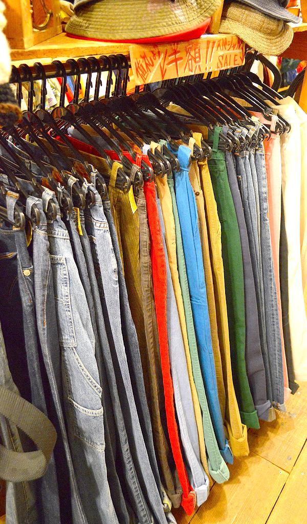 Jeans SALE画像ジーンズセール画像@古着屋カチカチ09