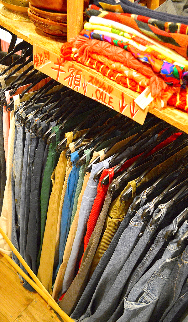 Jeans SALE画像ジーンズセール画像@古着屋カチカチ010