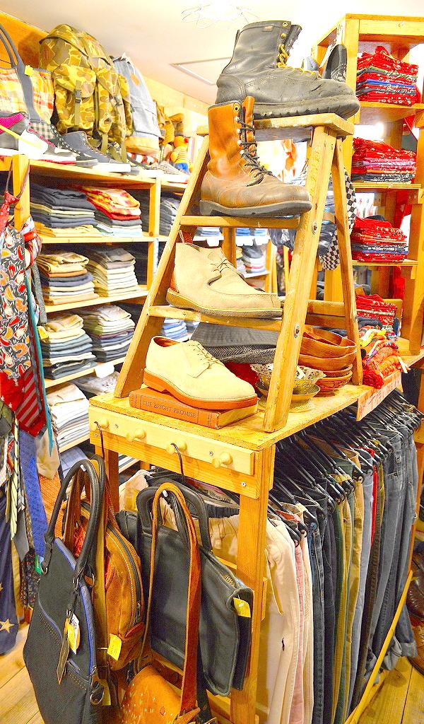 古着屋カチカチ Used clothing shop in Tokyo01