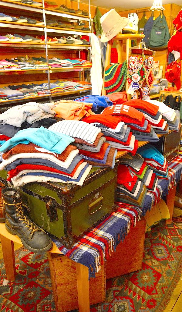 古着屋カチカチ Used clothing shop in Tokyo07