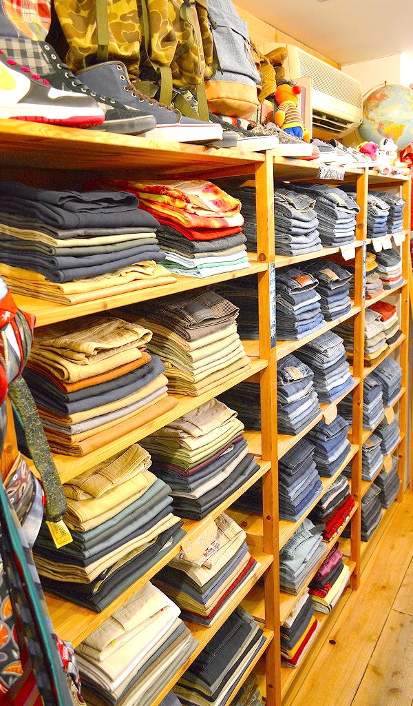 古着屋カチカチ Used clothing shop in Tokyo010