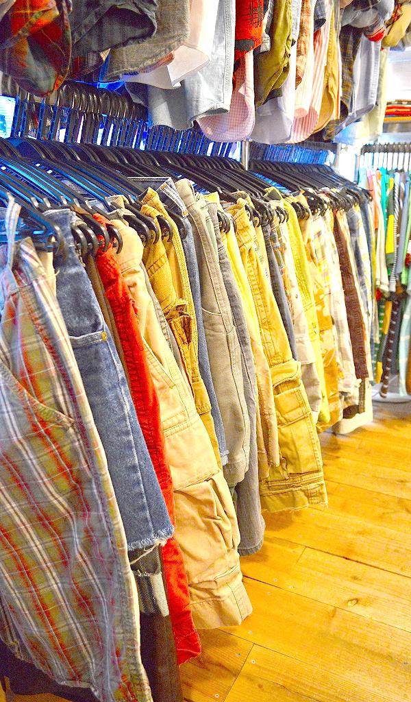 古着屋カチカチ Used clothing shop in Tokyo015