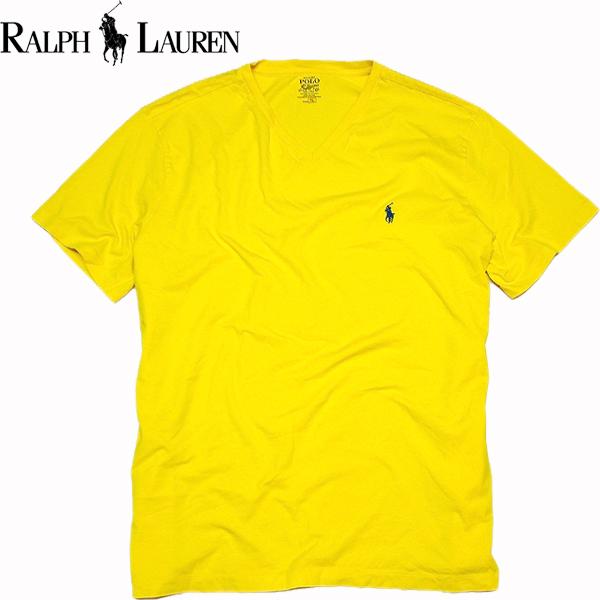 ラルフローレンRL無地Tシャツ画像@古着屋カチカチ05