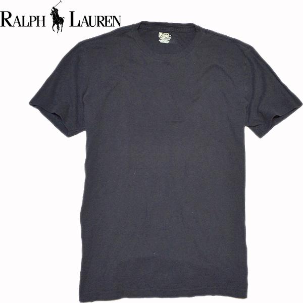 ラルフローレンRL無地Tシャツ画像@古着屋カチカチ06