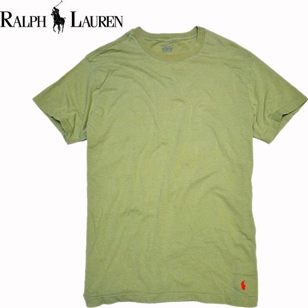 ラルフローレンRL無地Tシャツ画像@古着屋カチカチ02