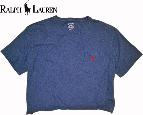 ラルフローレンRL無地Tシャツ画像@古着屋カチカチ03