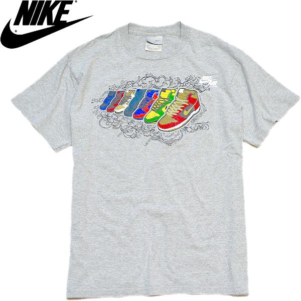 90s NikeナイキTシャツ画像@古着屋カチカチ02