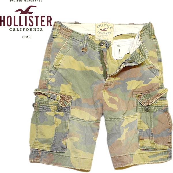 HollisterホリスターShortsショートパンツ@古着屋カチカチ02