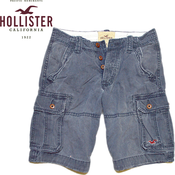 HollisterホリスターShortsショートパンツ@古着屋カチカチ06
