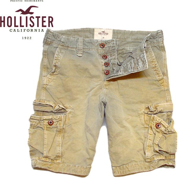 HollisterホリスターShortsショートパンツ@古着屋カチカチ07