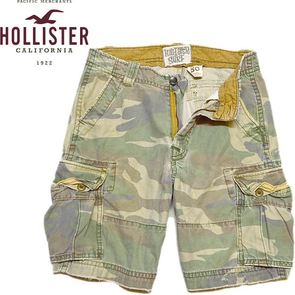 HollisterホリスターShortsショートパンツ@古着屋カチカチ08