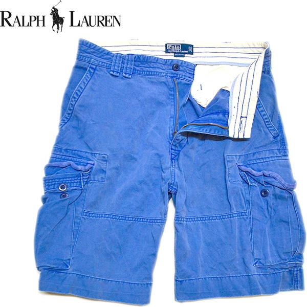 Used Ralph Shorts ラルフローレン画像ショートパンツ@古着屋カチカチ画像07