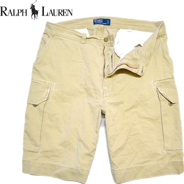 Used Ralph Shorts ラルフローレン画像ショートパンツ@古着屋カチカチ画像08